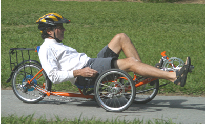 Image of Greenspeed GTX Trike