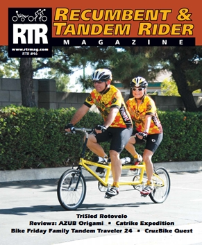 RTR Issue 46 Cover