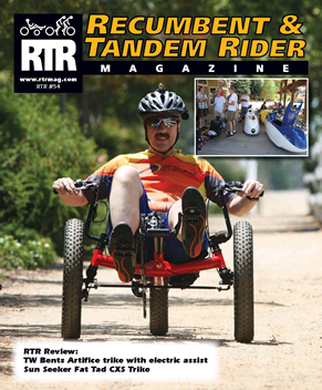 RTR Issue 54 Cover