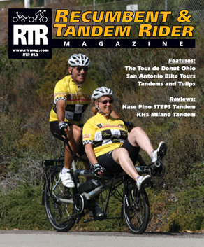 RTR Issue 63 Cover
